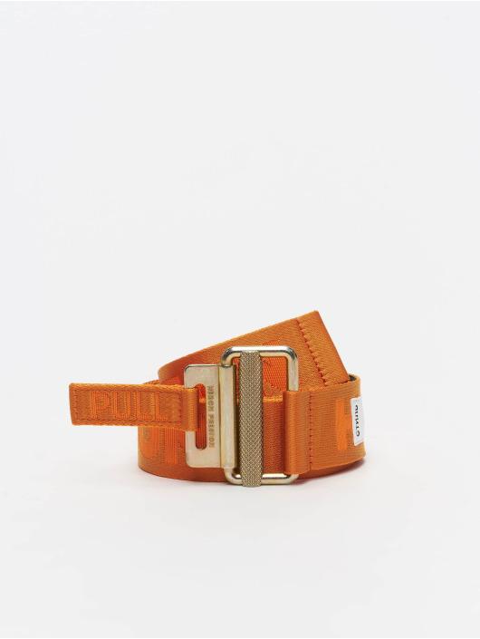Heron Preston Cinturón Classic naranja