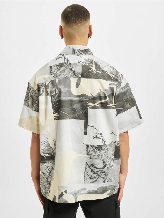 Heron Preston overhemd Bowling zwart