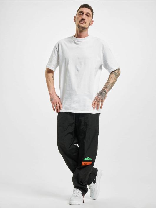 Heron Preston Spodnie do joggingu Nylon czarny