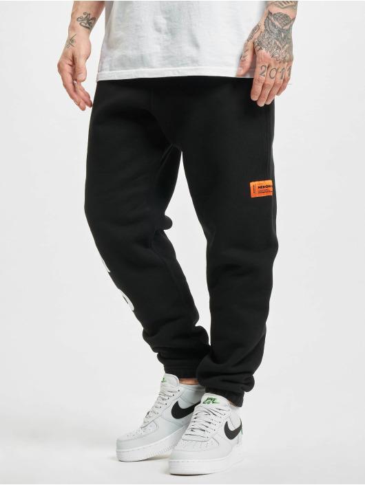Heron Preston Sweat Pant Short Leg black
