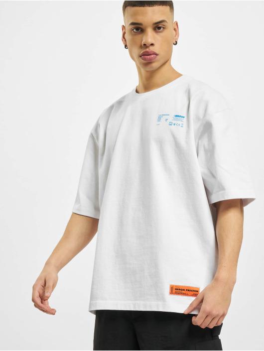 Heron Preston T-shirt Preston bianco