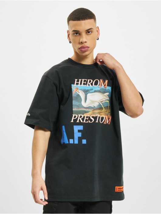 Heron Preston T-Shirt Preston black