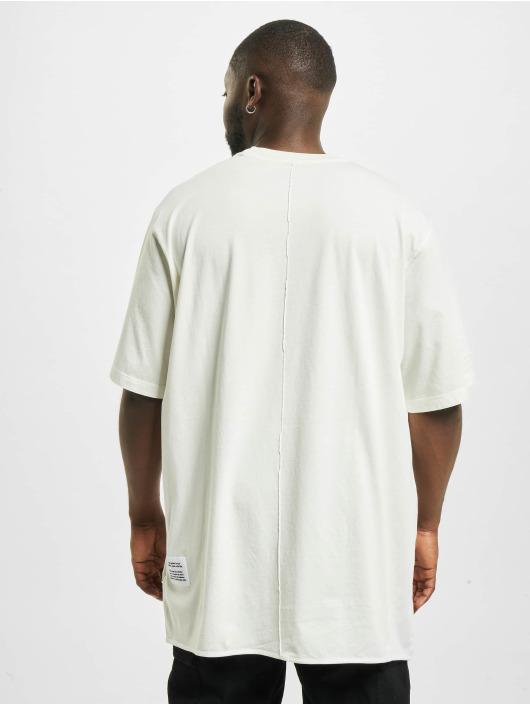 Heron Preston T-Shirt Colours Over blanc