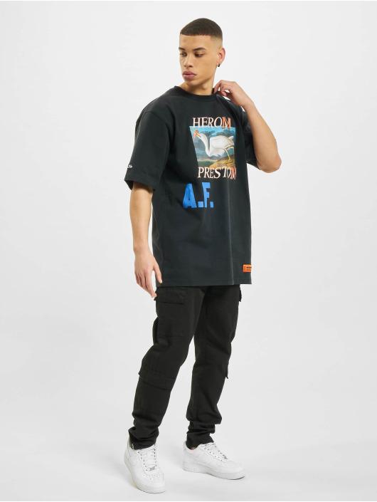 Heron Preston T-Shirt Preston schwarz
