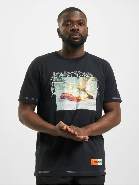 Heron Preston T-shirt Sami Miro svart