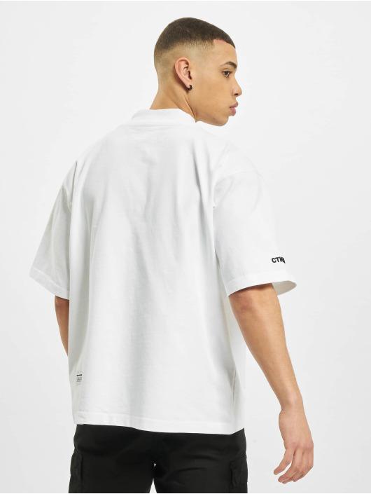 Heron Preston T-Shirt Turtleneck weiß