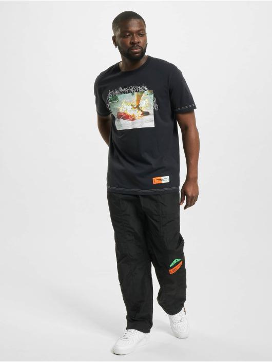 Heron Preston t-shirt Sami Miro zwart