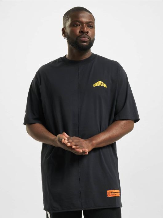 Heron Preston T-Shirty Fit Logo czarny
