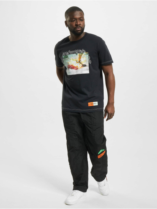 Heron Preston T-Shirty Sami Miro czarny