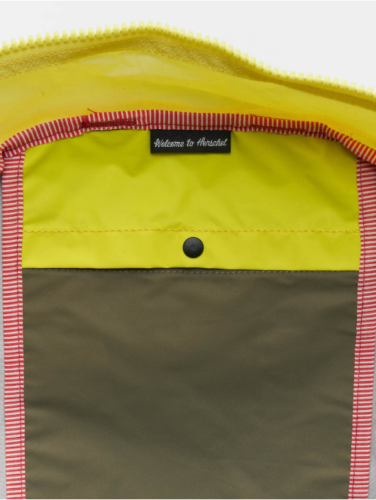 Herschel Backpack Packable yellow