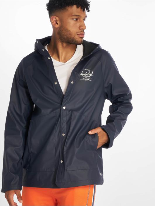 Herschel Lightweight Jacket Rainwear Classic blue