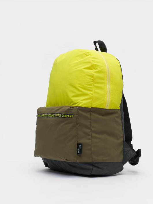Herschel Mochila Packable amarillo