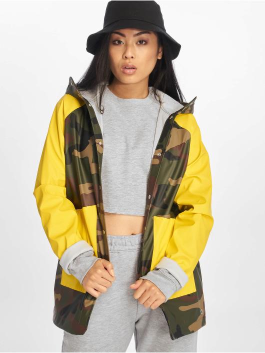Herschel Övergångsjackor Women's Rainwear Classic kamouflage
