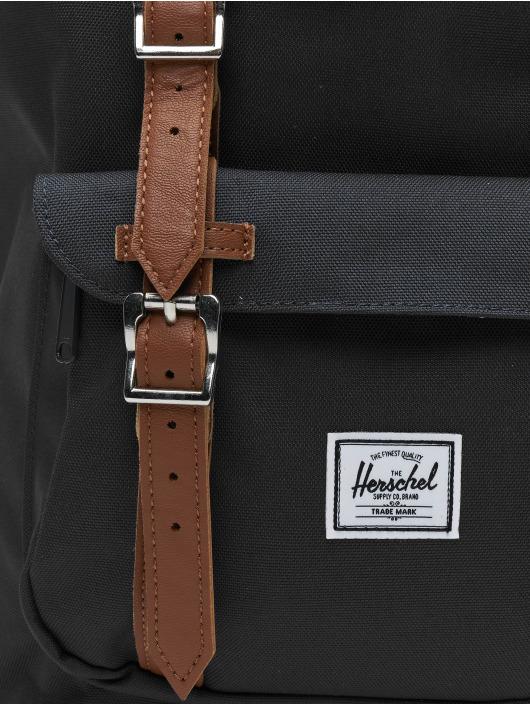 Herschel Rucksack Little America schwarz