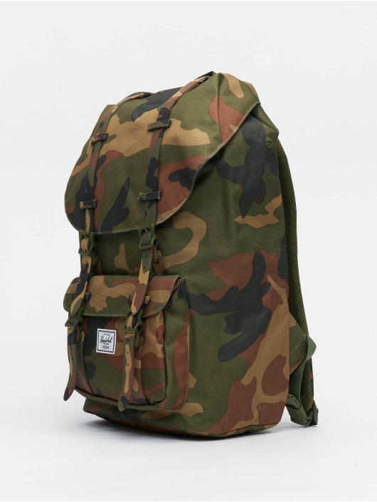 Herschel rugzak Little America camouflage