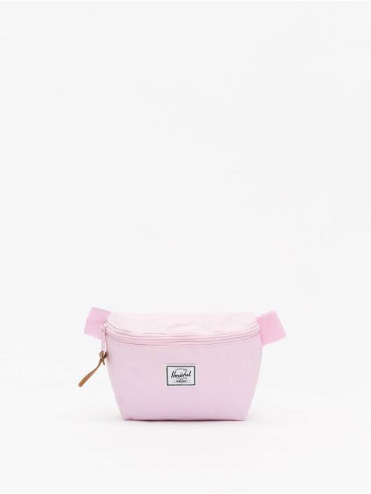 Herschel tas Fourteen pink