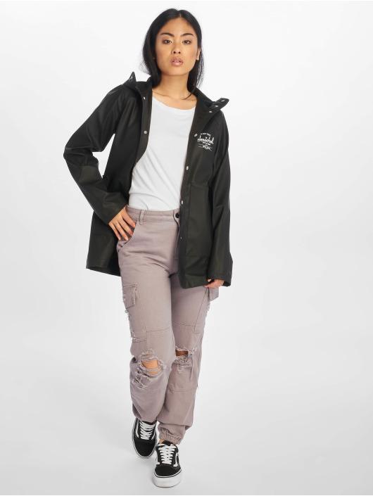 Herschel Transitional Jackets Women's Rainwear Classic Rain svart