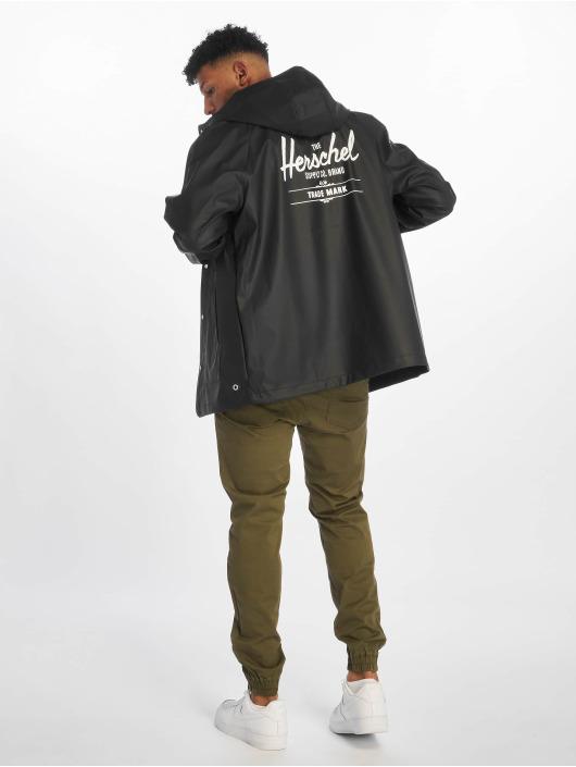 Herschel Transitional Jackets Classic Rain svart