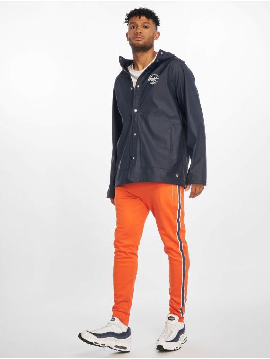 Herschel Zomerjas Rainwear Classic blauw