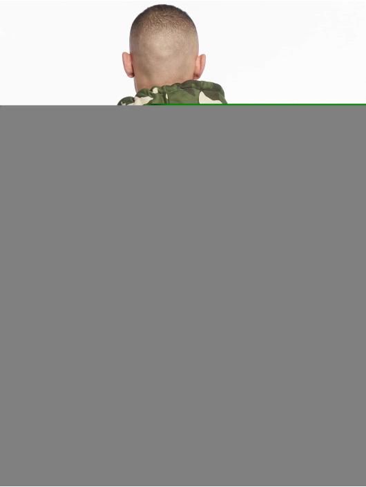 Homeboy Hoodie Hideway New School Logo camouflage