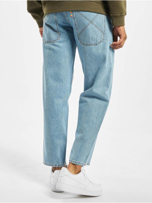 Homeboy Spodnie Baggy X-Tra niebieski