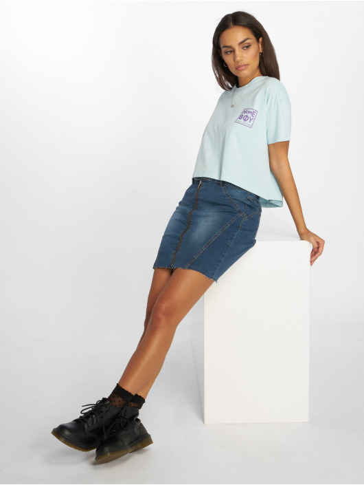 Homeboy T-Shirt Cate blau