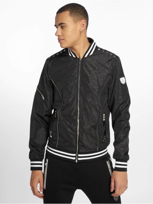 Horspist Демисезонная куртка Jet черный