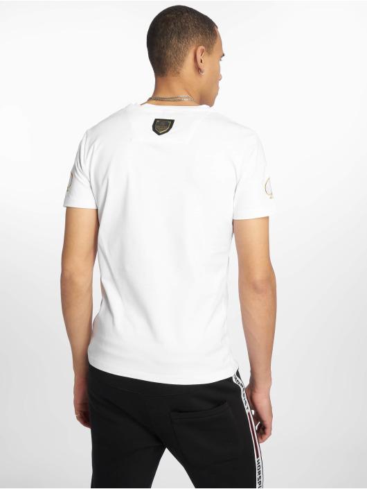 Horspist Camiseta Dallas blanco