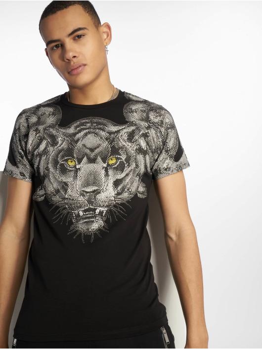 Horspist Camiseta Baguera negro