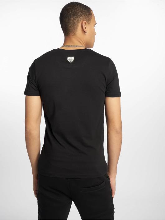 Horspist Camiseta Jordan negro