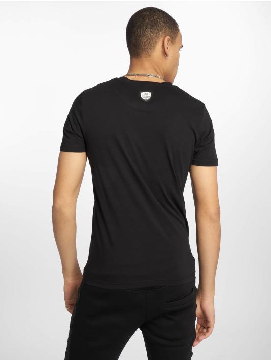 Horspist Camiseta Kick negro