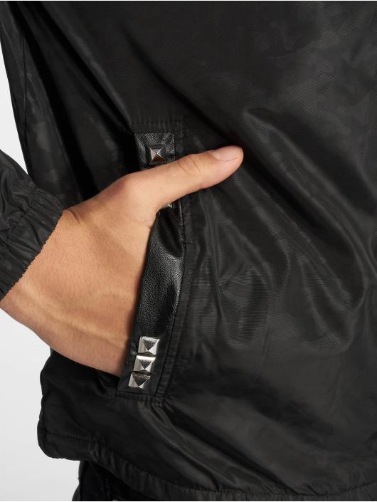 Horspist Chaqueta de entretiempo Tracker negro