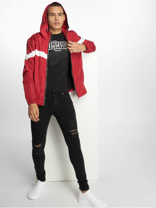 Horspist Lightweight Jacket Tracker red