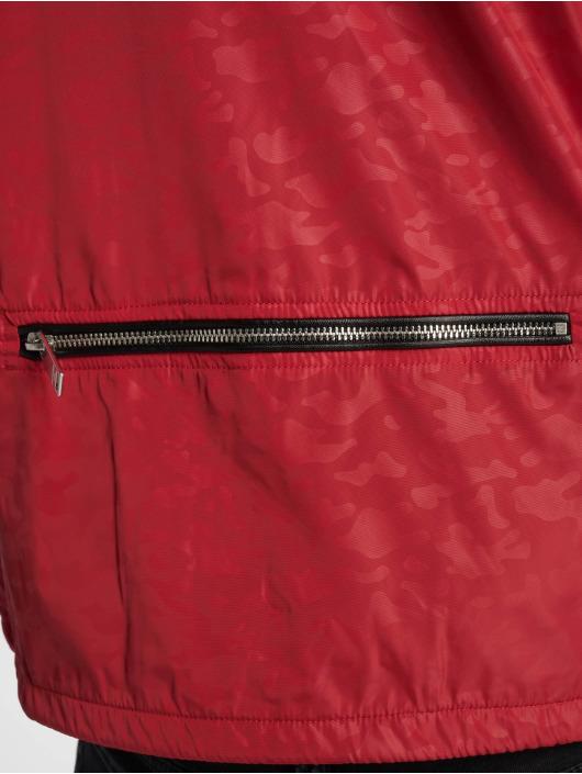 Horspist Övergångsjackor Tracker röd