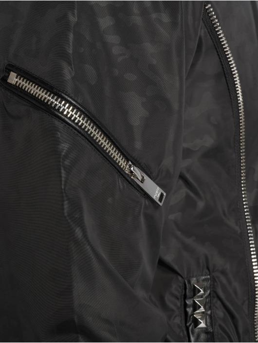 Horspist Övergångsjackor Jet svart
