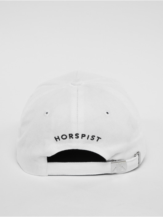 Horspist snapback cap Darnel wit