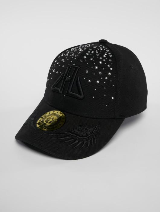 Horspist Snapback Caps Daryl čern