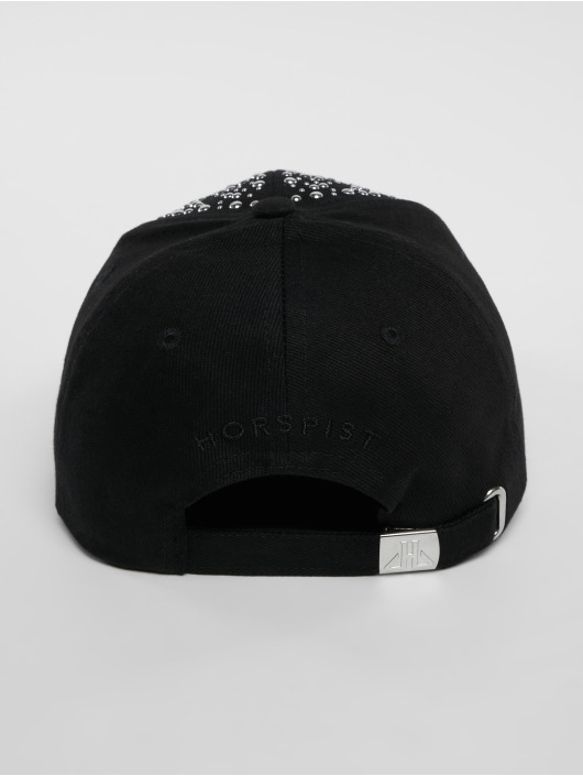 Horspist Snapback Caps Daryl czarny