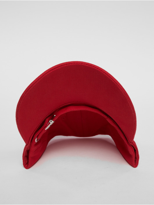 Horspist Snapback Caps Darnel czerwony