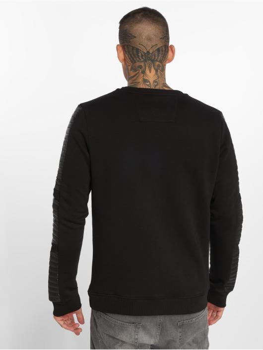 Noir Sweatamp; Homme Pull Rock 581657 Horspist q4ARjL35