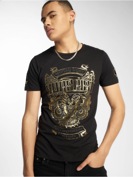 Horspist T-shirt Dallas nero