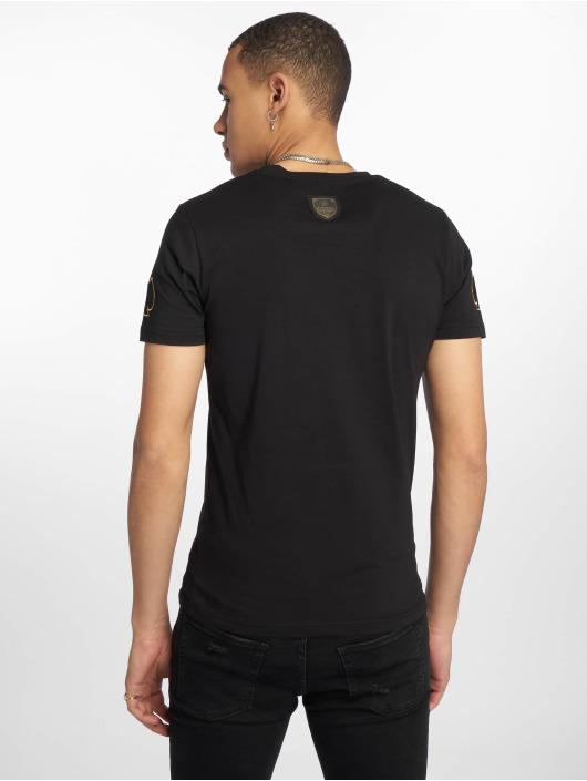 8030699f01ac9b Horspist Herren T-Shirt Dallas in schwarz 616556