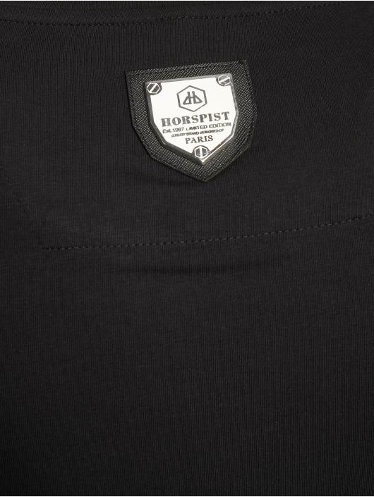 Horspist T-shirt Kick svart