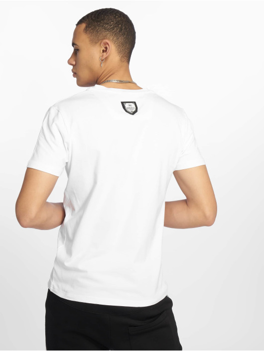 Horspist T-shirt Boston vit