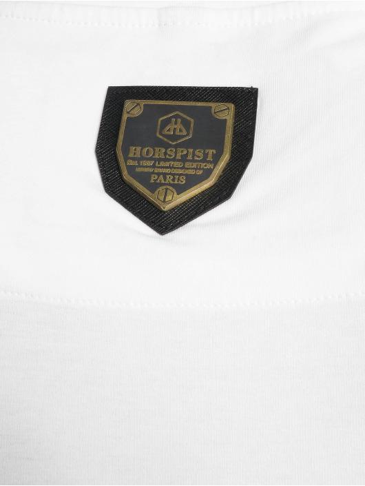 Horspist t-shirt Dallas wit