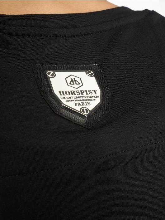 Horspist t-shirt Boston zwart