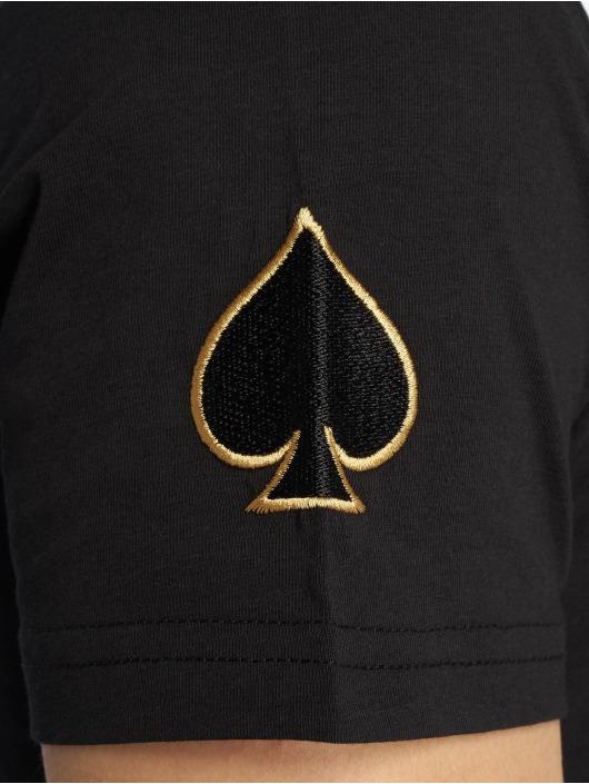 Horspist t-shirt Dallas zwart