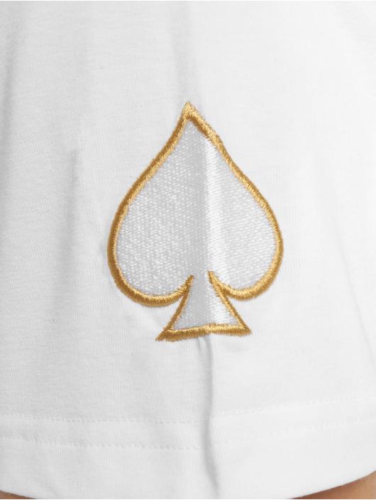 Horspist T-shirts Dallas hvid