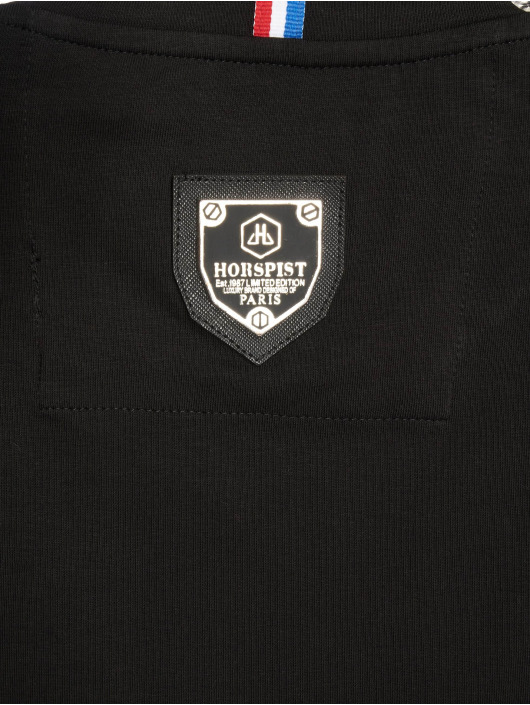 Horspist T-shirts Baguera sort