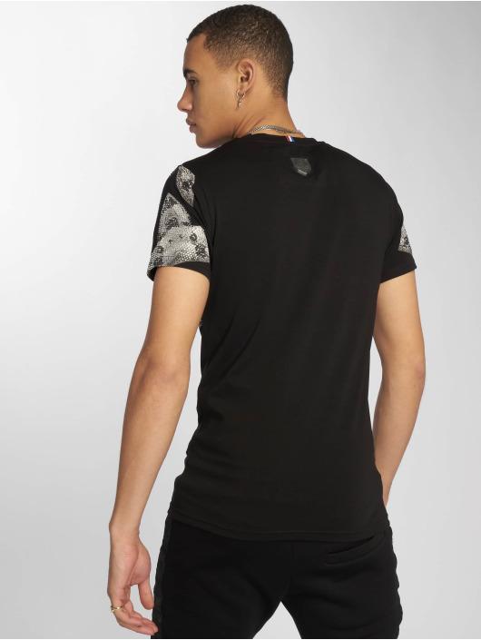 Horspist T-Shirty Baguera czarny